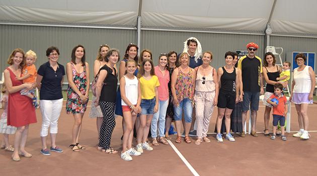 Le tournoi féminin prend de l'ampleur