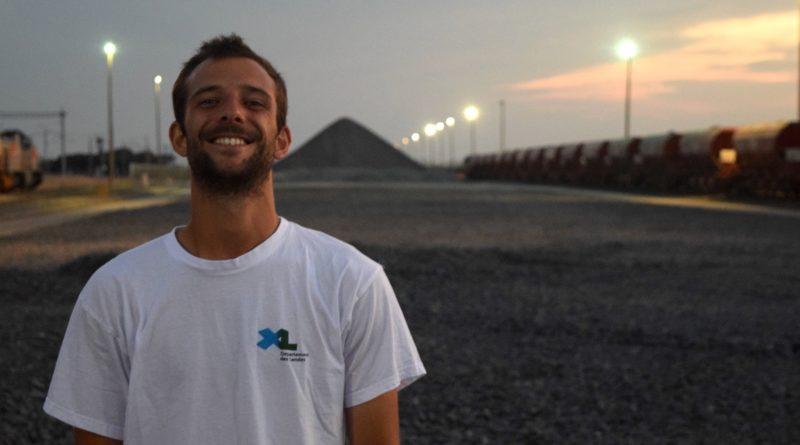 Le licencié du mois : Rafaël Poujol