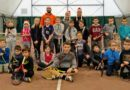 L'école de tennis fête Noël
