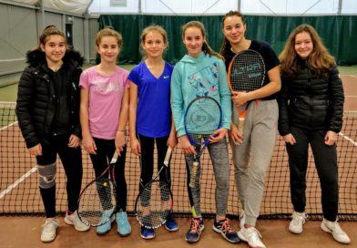 Coupe 14 ans : les filles démarrent très fort !