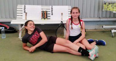 Coupe 14 ans : les filles en demi-finale