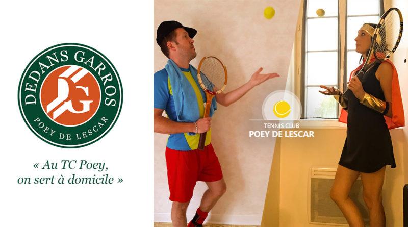 Dedans Garros