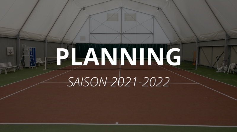 Planning 2022